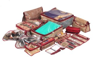 Srajanaa Marriage Kit for Women (14 Pieces)