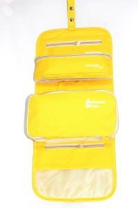 PackNBUY Hanging Cosmetic Travel Organizer
