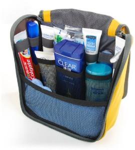 PackNBUY Travel Cosmetic Hanging Bag