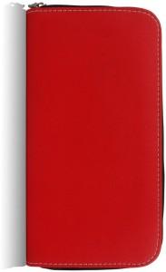 Bleu Ladies Clutch Purse - Red 602