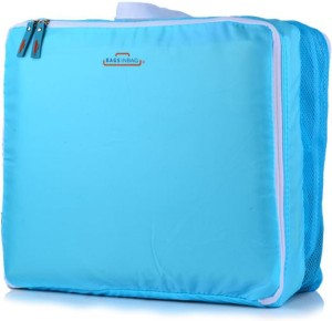 PackNBuy 5 In 1 Travel Bag Organizer Blue