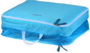 PackNBuy 5 In 1 Travel Bag Organizer BlueBlue