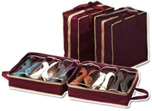 Divinext Shoe Tote The Perfect Shoe Rack Organizer