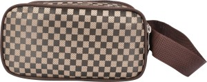 PSH three fold cheak Travel Shaving Bag