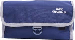 Yark Navy Blue Multi purpose Travel Toiletry Kit