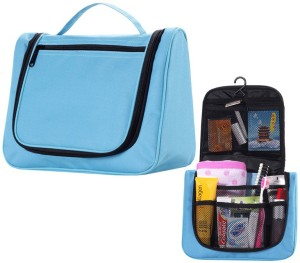 f8108a9791d9 Ruby Toiletry bag Travel Toiletry Kit Blue Best Price in India ...