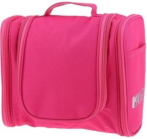 Royaldealshop TOTE Make-up Cosmetic Carry Case Hanging Organizer Travel Toiletry Kit
