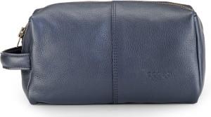 Phive Rivers Leather Wash Bag/Toilet Kit-PR1134 Travel Toiletry Kit