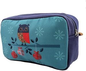 The Crazy Me Owl Travel Toiletry Kit