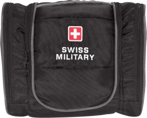 Swiss Military TB6 Travel Toiletry Kit Black Best Price in India ... 1319a7b9b1842