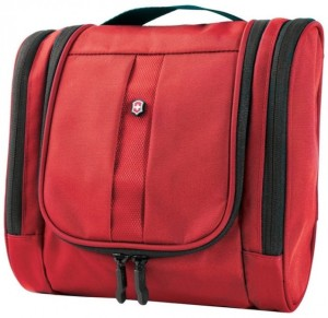 7b7a83cc227b Victorinox Lifestyle Accessories 4.0 Large Essentials Case With Hanging  Hook Travel Toiletry Kit