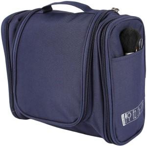 Uberlyfe Foldable Cosmetic Organizer Travel Toiletry Kit