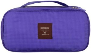 Ruby Travel Underwear Lingerie Organizer - Travel Toiletry Kit