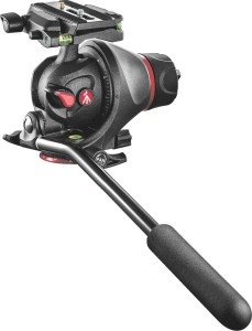 Manfrotto MH055M8-Q5 - 055 Magnesium Photo-Movie Head with Q5 Quick Release