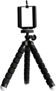 Mobilegear Velvet Finish Flexible Mini 6 Inch Gorillapod for Smartphones with Universal Mobile Attachment