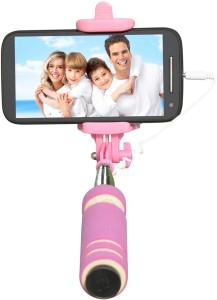 Cezzar Fashion Mini Pocket Selfie Stick for iPhones, Samsung, Panasonic P81, Lenovo A7000, Moto G (2nd Gen) Monopod