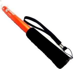 Mobilegear Premium Quality Selfie Stick without Bluetooth Clicker Selfie Stick