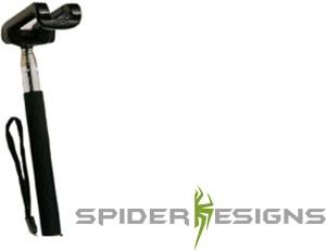 Spider Designs Foldable Selfie Stick