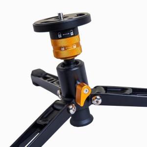 Fotopro AK-64 Aluminium Quick Extend Monopod Payload 5kg Tripod Kit