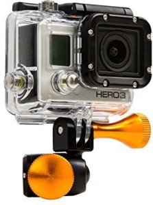 X Shot Aluminum Sports Ball Head for GoPro and All Other Cameras by XShot (XSBALL) Tripod
