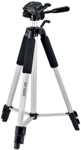 Cellbazaar Best Quality Stedy 450 with Extra Quick Release Plate Tripod