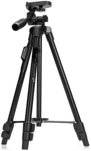 Like Star Best Quality YT-5280 Camera And Mobile With Bluetooth Remote Tripod