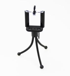 True Deal Universal Flexible Mini Pocket Metal Stand for Digital Camera Webcam mobile phones Tripod