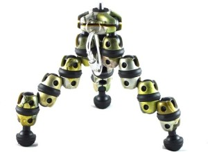 Mobilegear Transformer Series Flexible Leg (7 Inch) for Mobiles & Small Digital Cameras