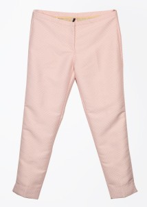 United Colors of Benetton Women's Pink Trousers