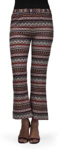 Cherymoya Regular Fit Women's Multicolor Trousers