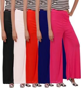 negro rosado Regular marino azul rojo Carrol de blanco Fit mujer Pantalón At8wqc