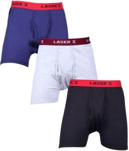 Laser X Men's Trunks