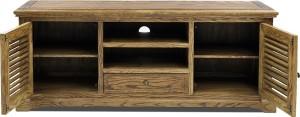 Evok Riviera Solid Wood TV Entertainment Unit