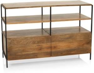 TheArmChair Modular Solid Wood TV Entertainment Unit