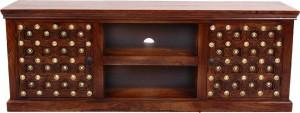 Blueginger Solid Wood TV Stand