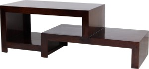 Wood Dekor Solid Wood TV Entertainment Unit