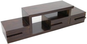 The Attic Solid Wood TV Entertainment Unit