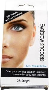 One Personal Care Professional Range Salon Series Eyebrow Shaper 28 Strips