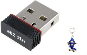 Terabyte 450 Mbps Mini WiFi Dongle Wireless LAN Card 802.11 Connector USB Adapter
