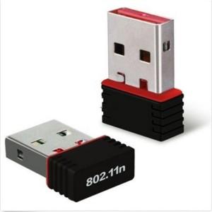 ROQ Mini WiFi Adapter Card 802.11n USB Adapter