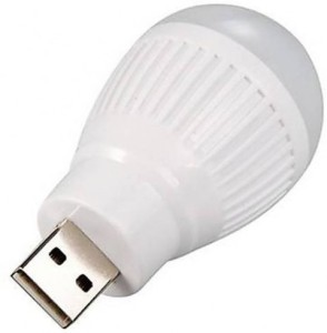 Shrih Bulb Shaped Super Bright USB Powered Mini SH - 01709 Led Light