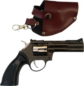 Hutz Jetflame Gun Revolver Pistol Cigarette Lighter