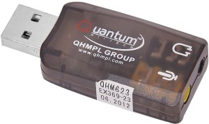Quantum QHM 623 Sound Card