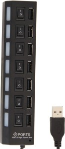 Technotech Compact 7 Port Hub