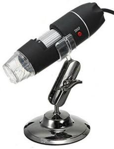 Shrih 8 LED 3MP Interpolated USB 200X Magnification Digital Microscope SH-03532 USB Cable