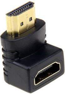 TechGear L Shape Female To Male HDMI Connector