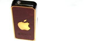 AdorBella Apple Slide 1K Cigarette Lighter