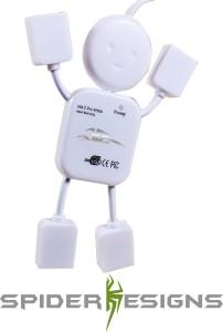 Spider Designs Little Human sd320 USB Hub