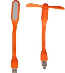 Hench COMBO PLUS combo plus -0075 USB Fan, Led Light