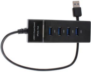 HashTag Glam 4 Gadgets HT USB3.0 4PORT HT U3.0 4PHUB USB Hub